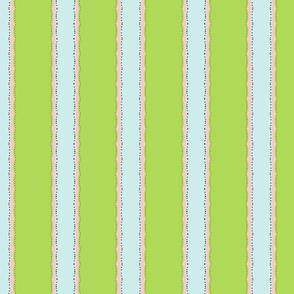 Lovely Owl - petal-stripes