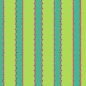 Lovely Owl - Berry-stripes