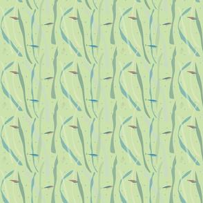 Underwater Reeds