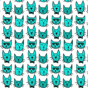 4 cats_mint