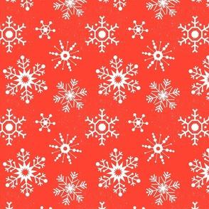 Winter Snowflakes (Rudolf)
