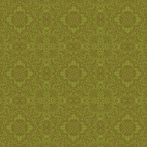 Cellular Automata Damask