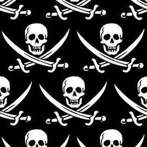 Skull & Swords
