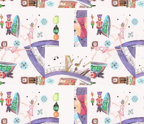 wonderous__7_ fabric by zaspruced on Spoonflower - custom fabric