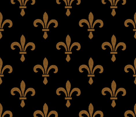 14th century fleur de lys 5 designs by peacoquettedesigns