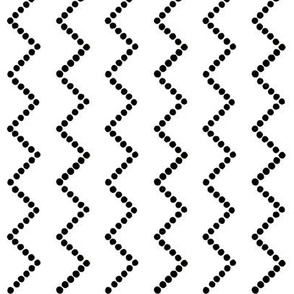 Rayures ~ ZigZag ~ Black and White