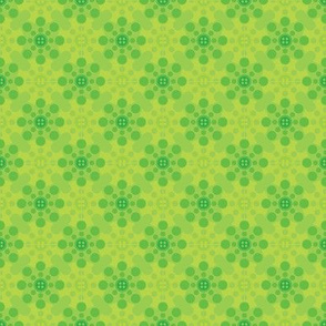 Cog Buttons -Lime