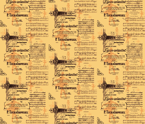 The Suite fabric by firedryad1 on Spoonflower - custom fabric