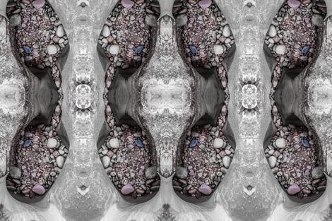 rocks-1 fabric by bunyipdesigns on Spoonflower - custom fabric