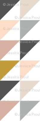 triangles // dreamweaver