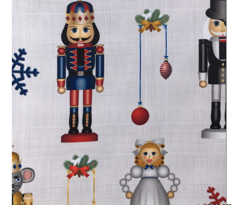 Nutcracker Figurines Set