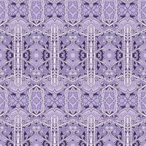 Purple Victorian Gardens