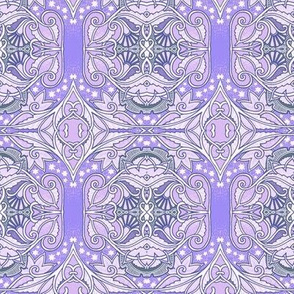 Lavender  Goes Cosmic