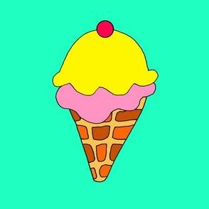 I Want Ice Cream Cones