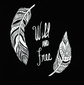 Wild and Free Black