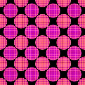 Plaids & Circles 02