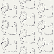Yorkie Sketch