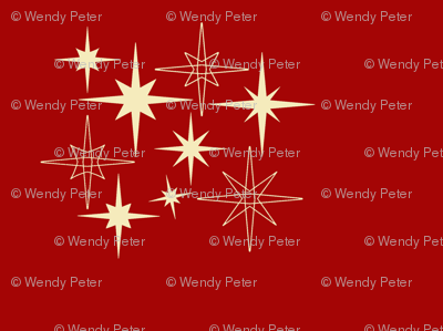A-A-Mid_Century_Atomic_Perfect_Stars_Red