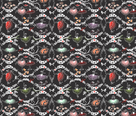 Land of Sweets fabric by graceful on Spoonflower - custom fabric