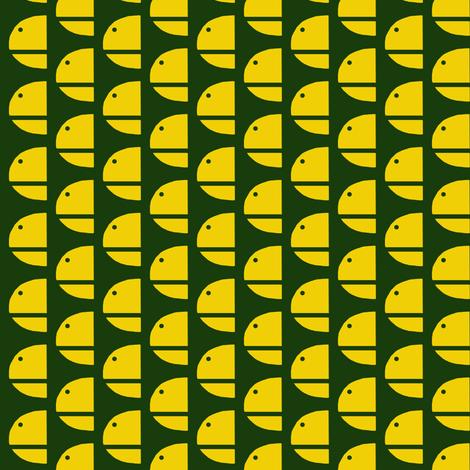 Banana Whales fabric by eve_catt_art on Spoonflower - custom fabric