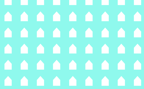 home mint fabric by myracle on Spoonflower - custom fabric