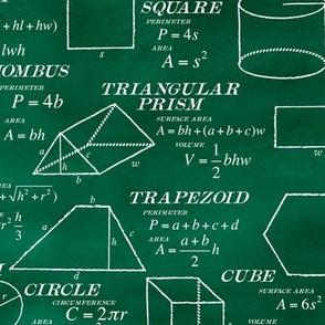 Geometry Crib Sheet