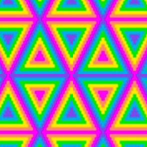 Rainbow Triangles 4