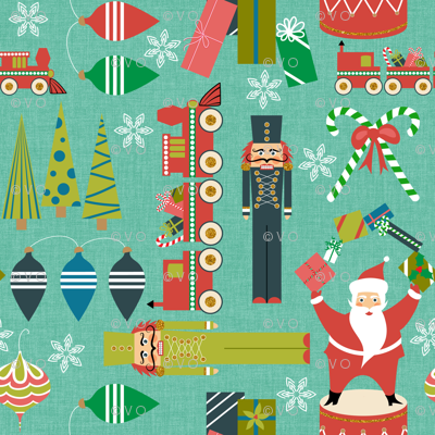 Christmas with Nutcrackers