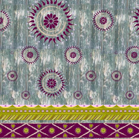 cenefa fabric by oletuarte on Spoonflower - custom fabric