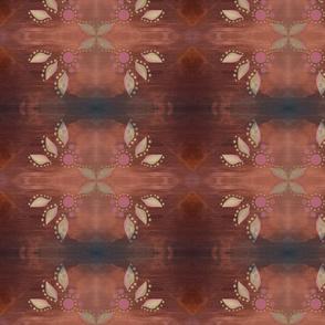 mariposa granate