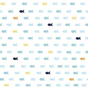 Small fishes