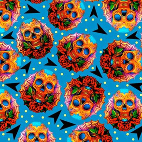 Day Of The Dead Ditzy