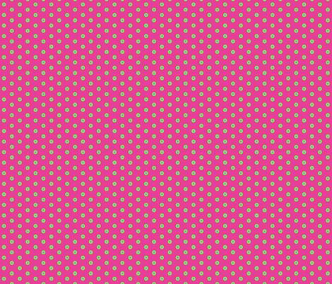 Mini Raspberry Garden fabric by inniv8z_oz on Spoonflower - custom fabric