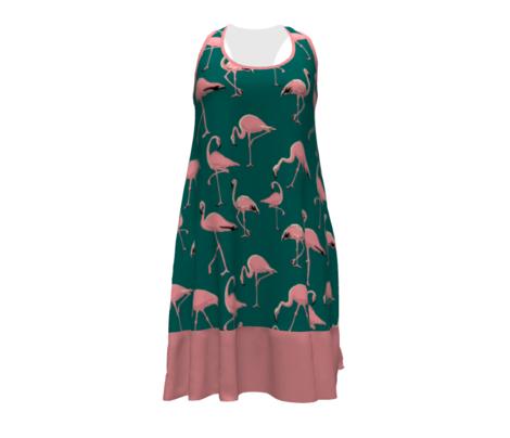 Flamingos Medium Scale