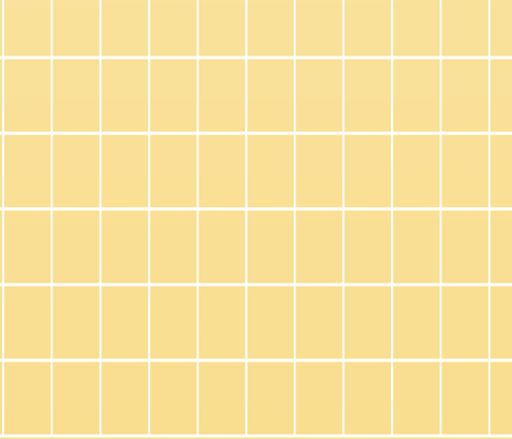 Ombre Grid Wallpaper Yellow Fabric By Myracle On Spoonflower