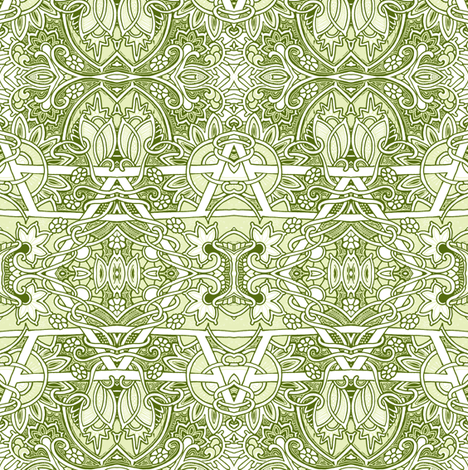 This Doesn't Taste Much Like Salad fabric by edsel2084 on Spoonflower - custom fabric