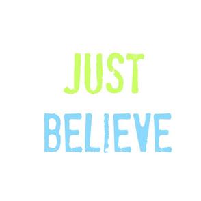 JUST BELIEVE- Ocean LG