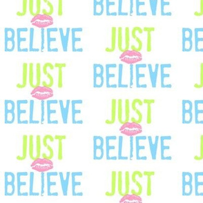 JUST BELIEVE-Lipstick Small