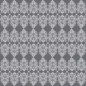 Silverware_Damask_Grey