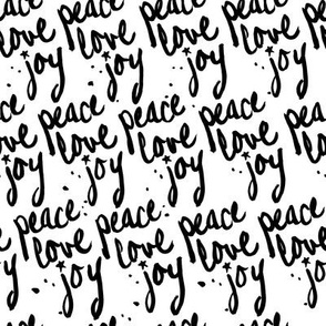 Peace Love Joy