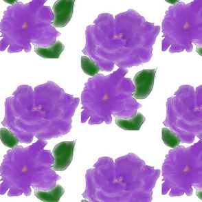 Lisanthus flowers 1