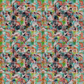 Tropic Kaleidoscope