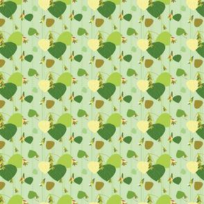 Aspen Leaf Study
