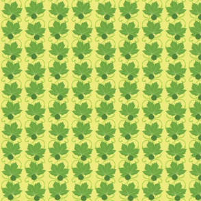 Sycamore Leaf Study