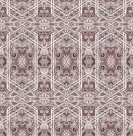 From Twisted Minds Come... fabric by edsel2084 on Spoonflower - custom fabric