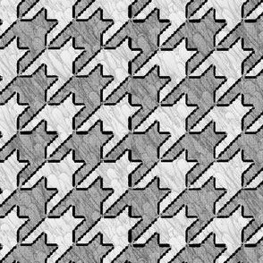 Digital Houndstooth