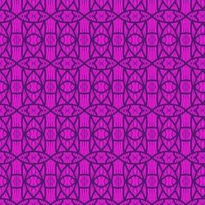 Viking Shields Purple