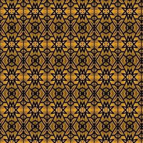 Celestial Gold Black