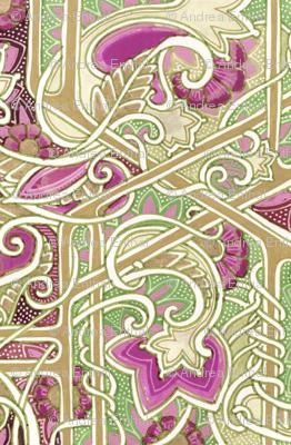 Paisley Flower Waltz