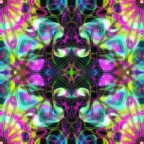 Dark and Bright Kaleidoscope
